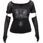 T-shirt, Bloezen vrouwen