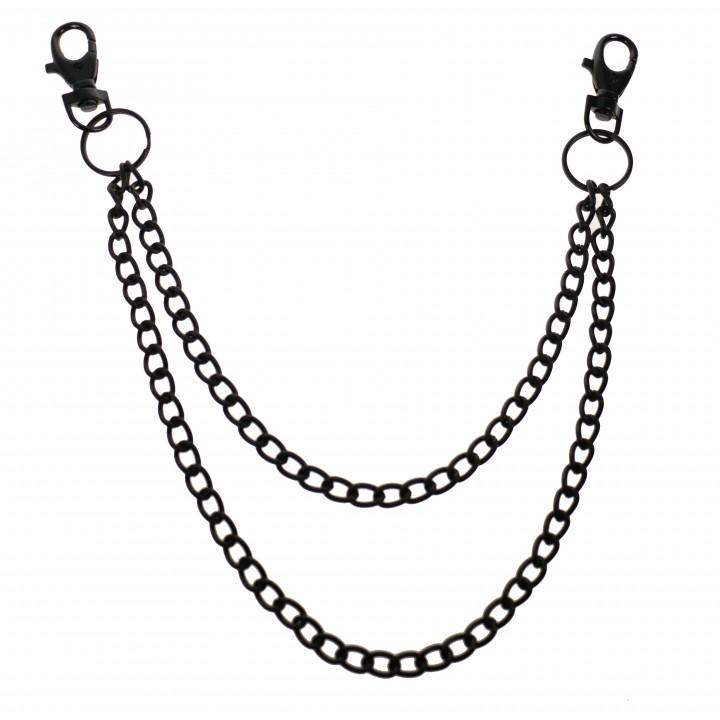 Double Black Medium Chain
